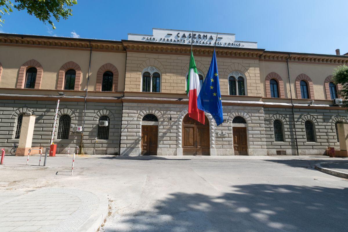 Centro di reclutamento e selezioni esercito - Caserma Gonzaga del Vodice